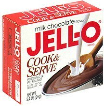instant pudding & pie filling milk chocolate Jell-o Nutrition info