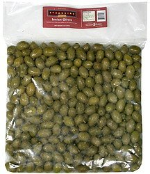 ionian olives fresh Byzantine Nutrition info