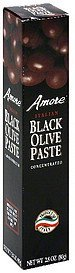 italian black olive paste concentrated Amore Nutrition info