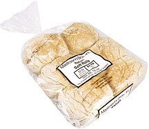 italian soft rolls pre-priced Mastroianni Bros., Inc. Nutrition info