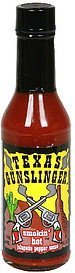 jalapeno pepper sauce smokin' hot Texas Gunslinger Nutrition info