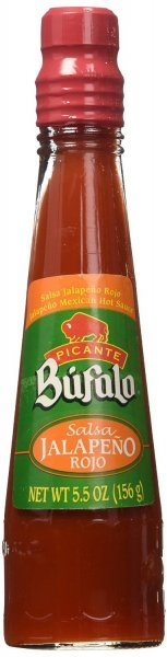 jalapeno very hot mexican hot sauce Bufalo Nutrition info