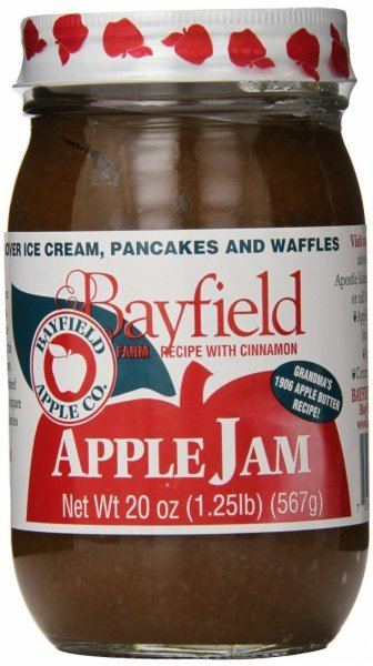 jam apple Bayfield Nutrition info