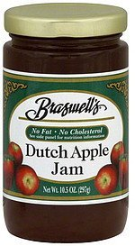 jam dutch apple Braswells Nutrition info