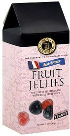 jellies fruit, best of france European Voyage Collection Nutrition info