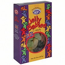 jelly babies Norfolk Manor Nutrition info