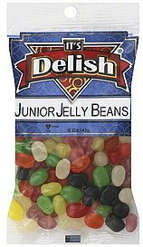 jelly beans junior Its Delish Nutrition info