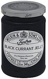 jelly black currant Tiptree Nutrition info