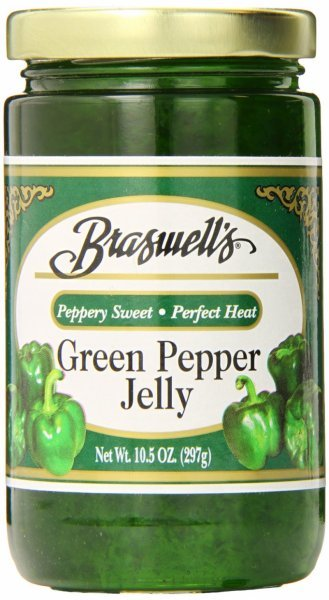jelly green pepper Braswells Nutrition info