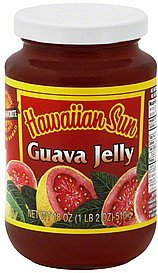jelly guava Hawaiian Sun Nutrition info