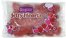jelly hearts Mayfair Nutrition info