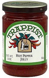 jelly hot pepper Trappist Nutrition info
