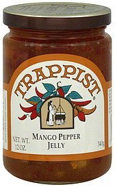 jelly mango pepper Trappist Nutrition info