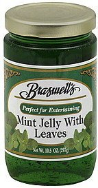 jelly mint with leaves Braswells Nutrition info