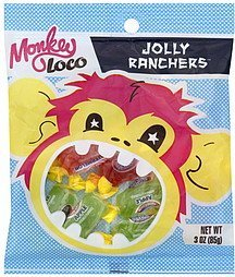jolly ranchers Monkey Loco Nutrition info