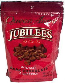 jubilees Queen Anne Nutrition info