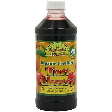 juice concentrate tart cherry Dynamic Health Nutrition info