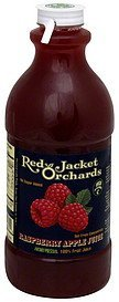 juice raspberry apple Red Jacket Orchards Nutrition info