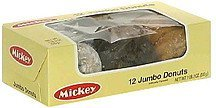jumbo donuts artificially flavored Mickey Nutrition info