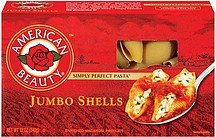 jumbo shells American Beauty Nutrition info