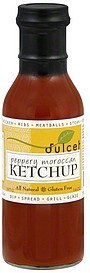 ketchup peppery moroccan Dulcet Nutrition info