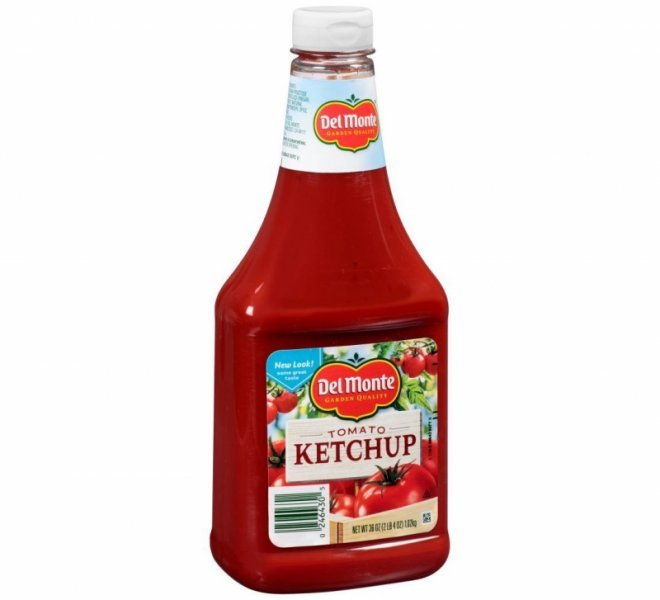 ketchup Del Monte Nutrition info