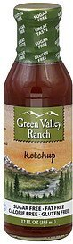 ketchup Green Valley Ranch Nutrition info