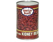 kidney beans red American Beauty Nutrition info
