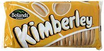 kimberley biscuits Bolands of Ireland Nutrition info