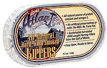 kippers hard-wood smoked Atlantic Nutrition info