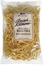 kluski egg noodles Amish Kitchens Nutrition info