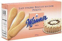 lady fingers Manner Nutrition info
