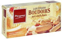 lady fingers Margeaux Nutrition info