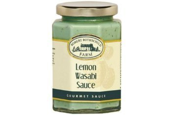 lemon wasabi sauce Robert Rothschild Farm Nutrition info