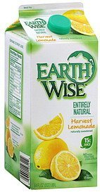 lemonade harvest Earth Wise Nutrition info