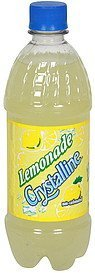 lemonade non-carbonated Crystalline Nutrition info