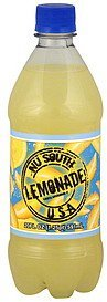 lemonade NU South Nutrition info