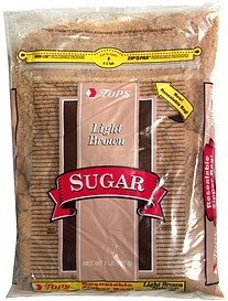 light brown sugar Hy Tops Nutrition info