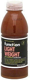 light weight calorie burn pink grapefruit Function Nutrition info