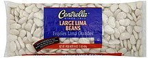 lima beans large Centrella Nutrition info