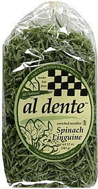 linguine spinach Al Dente Nutrition info