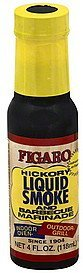 liquid smoke and barbecue marinade, hickory Figaro Nutrition info