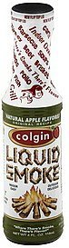 liquid smoke natural apple flavored Colgin Nutrition info