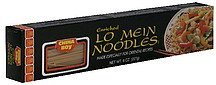 lo mein noodles enriched China Boy Nutrition info
