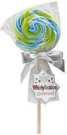 lollipop whirlybration, lime Whirley Pop Nutrition info
