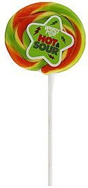 lollypop hot & sour Whirly Pop Nutrition info