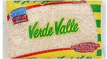 long grain rice Verde Valle Nutrition info