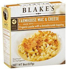 mac & cheese farmhouse Blake's Nutrition info