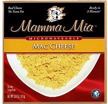 mac cheese Mamma Mia Nutrition info