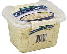 macaroni salad Yoder's Nutrition info